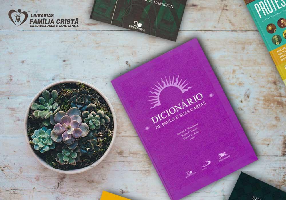dicionário de paulo e suas cartas